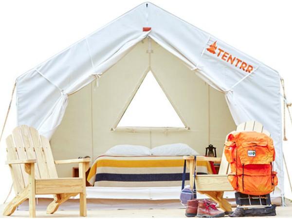 「Tentrr」のテントキット