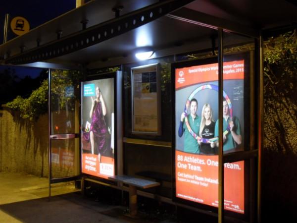 ソーラー電力とLED照明を組み合わせた、エネルギー自律型屋外広告ディスプレイ | Techable(テッカブル)
