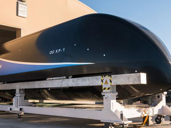 世界最高速度を記録!次世代型交通システム「Hyperloop」、走行テストで240マイル/時を達成