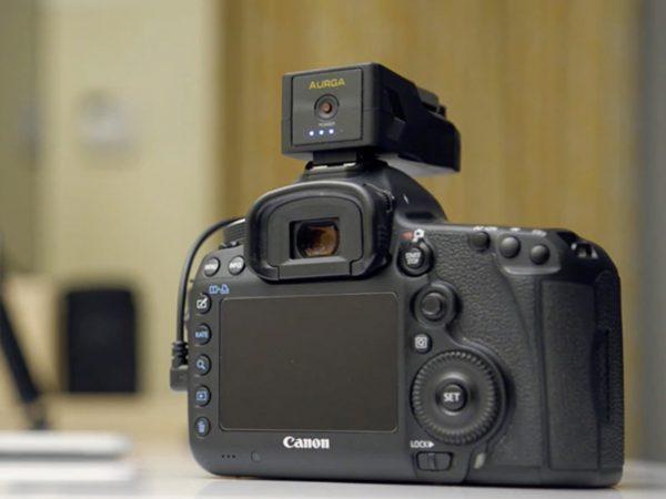 カメラモジュール「Aurga」を使えば誰でもプロのように撮影できる! | Techable(テッカブル)