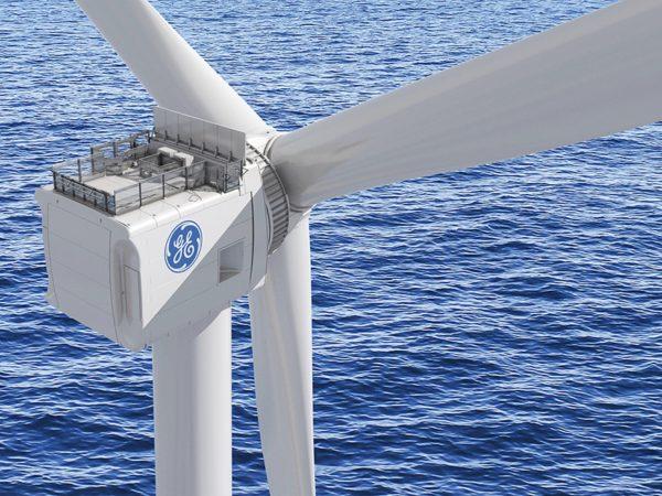 世界 最大 洋上 風力 発電 所 世界最大の浮体式洋上風力発電所「Hywind