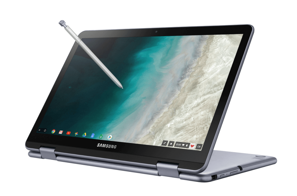 SamsungのChromebook「Chromebook Plus V2」LTEモデルが登場!