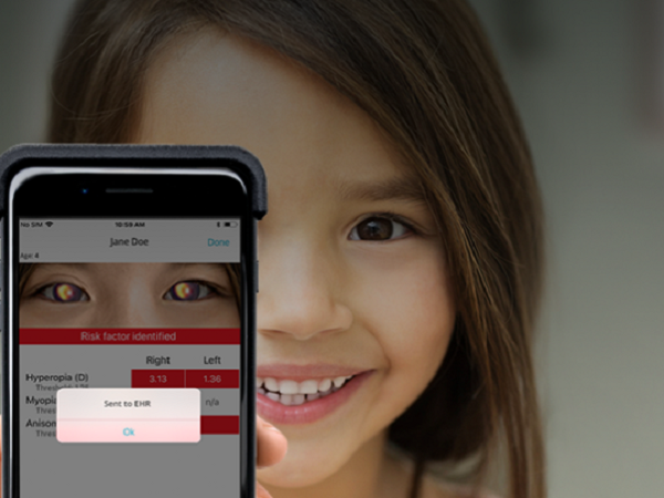 写真を撮るだけ!子供の弱視を簡単に見破る視力検査アプリ「GoCheckKids」