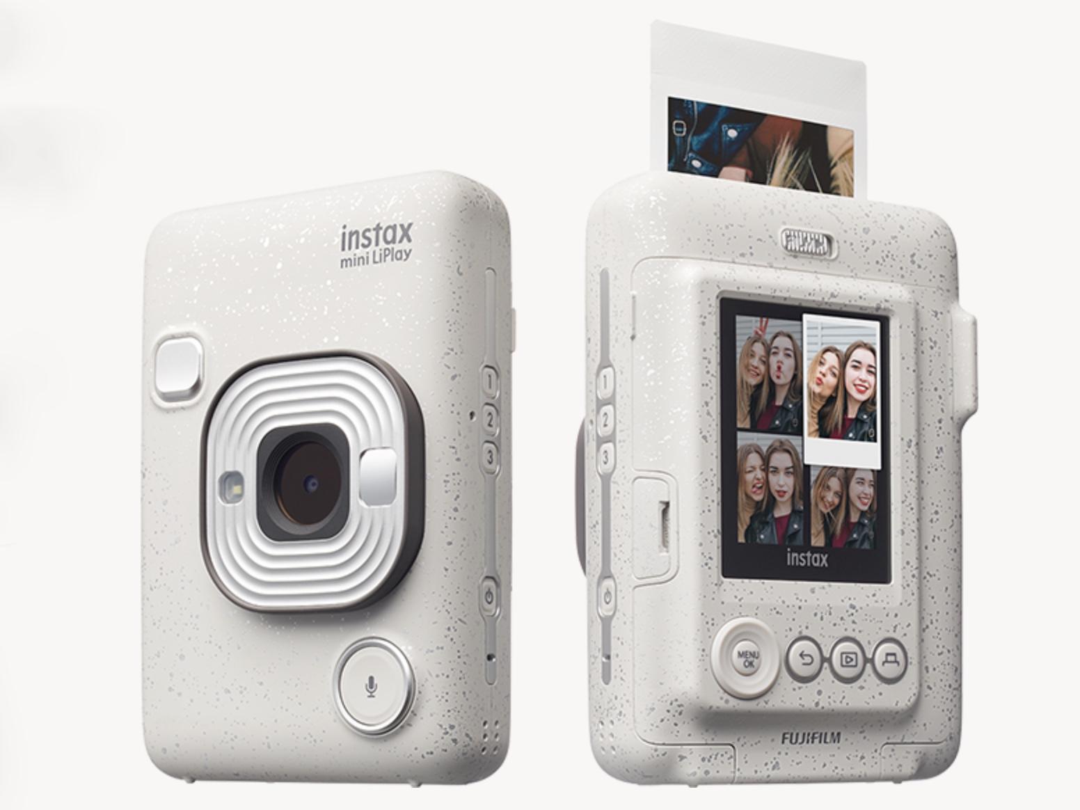 """写真と一緒に音も""""撮れる""""! 富士フィルムのカメラ「Mini Liplay」はフレームも充実"""