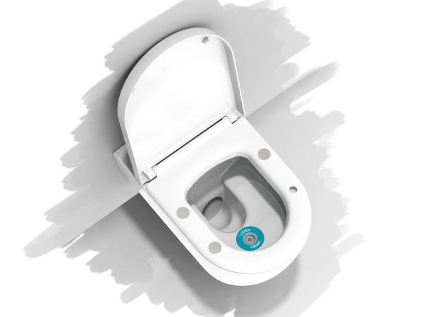 ユーザーの健康状態を自動で測定するスマートトイレがオランダで開発される