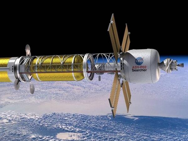 NASAの主任が核熱スペースクラフトを絶賛! わずか3ケ月で火星に到達の可能性も