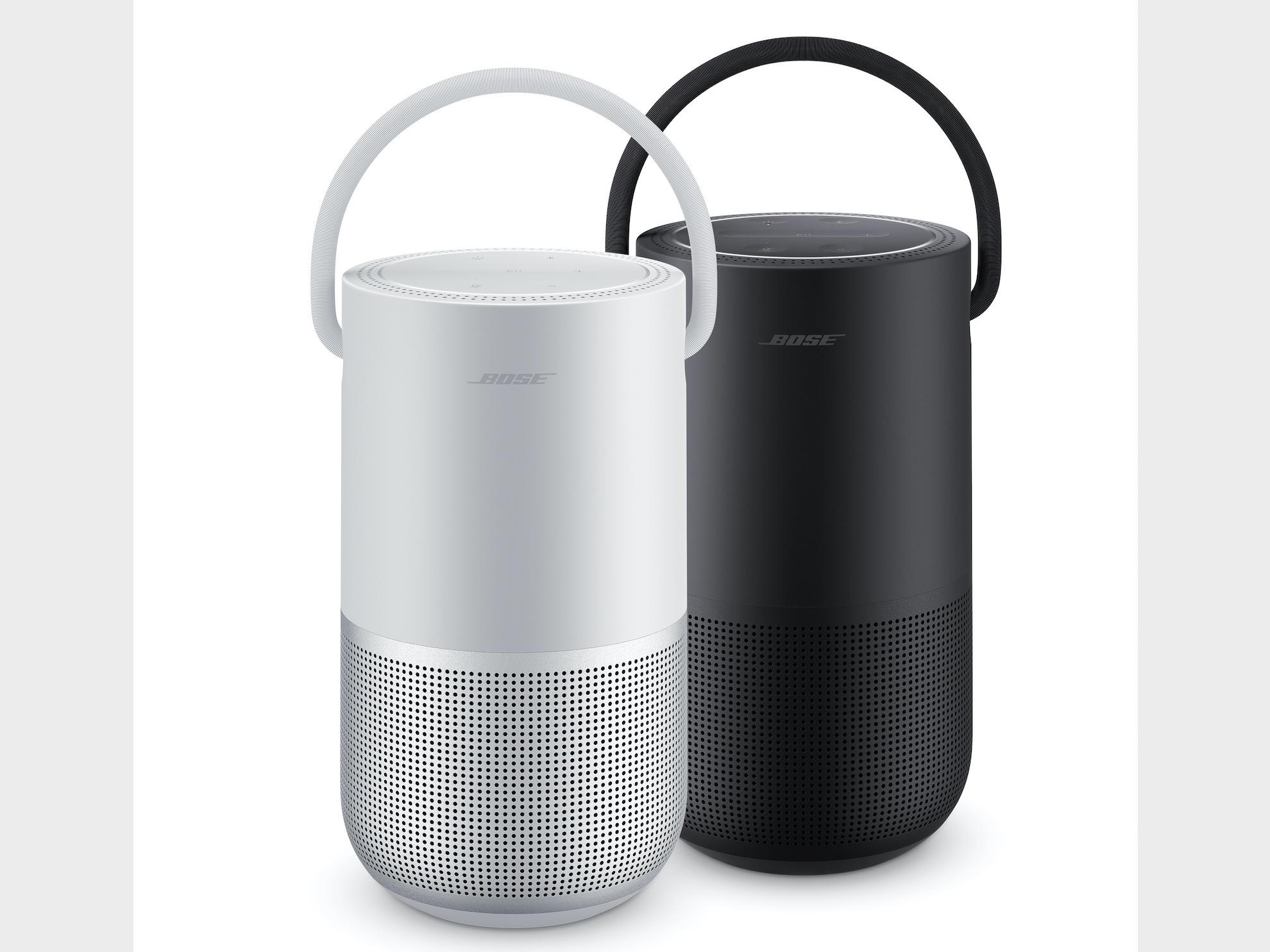 音声操作をビルトイン! Boseの新ポータブルスピーカーは12時間駆動