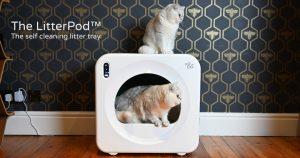 トイレ 自動 猫 Makuake 愛猫の自動トイレ「PLUTO Circle」いつも清潔、そしてスタイリッシュ!  マクアケ
