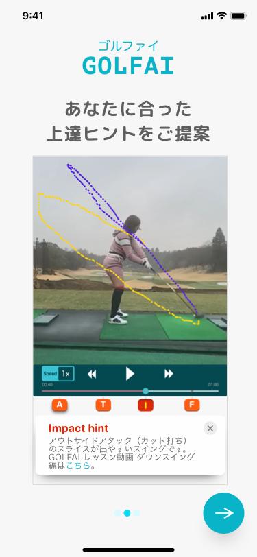 スイング 【ゴルフスイング】ボディーターンをマスターするための意識とイメージ