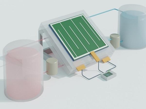ウィスコンシン大学が高効率で長寿命の太陽光発電-フロー電池システム ...