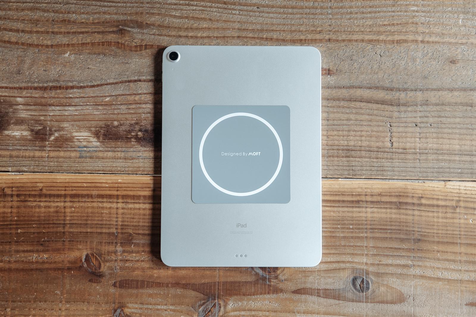 MOFT Snap-On タブレット iPad