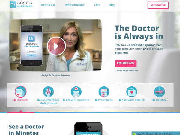 Doctors on Demand