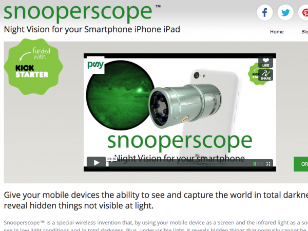 Snooperscope