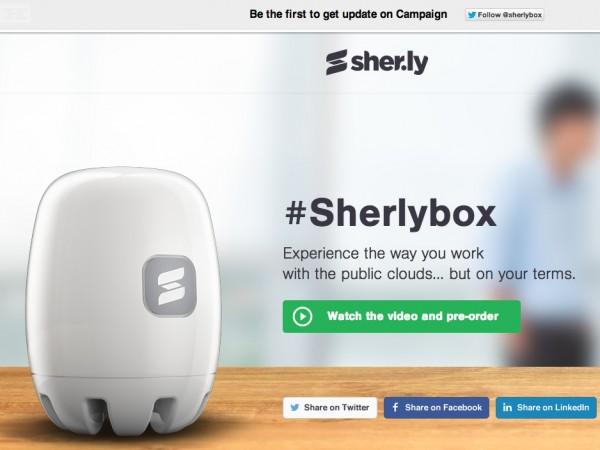 Sherlybox