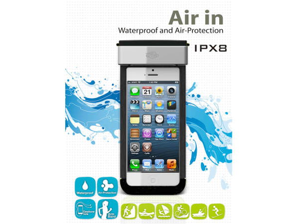 Air In IPX8 Waterproof case for iPhone5__1