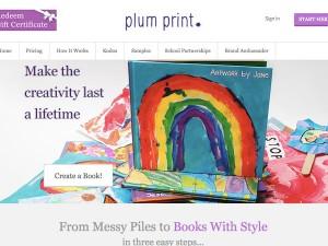 Plum Print