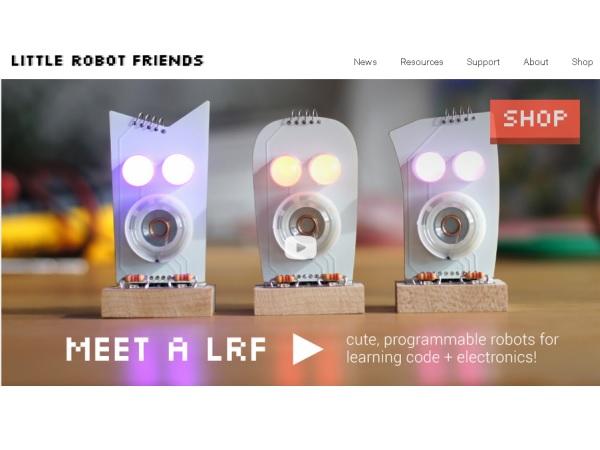 LittleRobotFriends