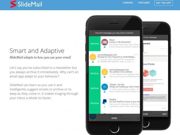 SlideMail