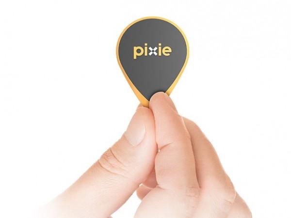シールタイプの位置追跡ガジェット「Pixie Points」が便利そう!カメラで場所表示も