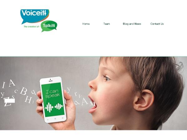 コンペで受賞!音声認識の「Talkitt」 発話障害者の言葉を聞き取り、即座にテキスト&人工音声に変換
