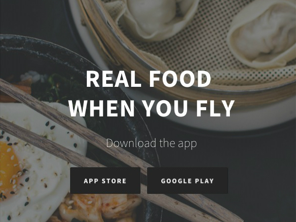 空港に特化したフード事前注文アプリ「AirGrub」