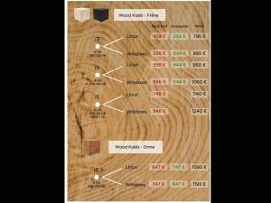 Wood Kubb5