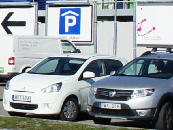 世界各地に設置されている駐車場