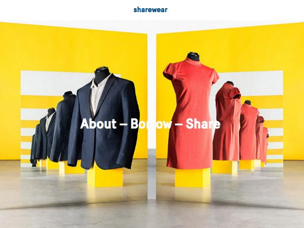 スウェーデンブランドファッションをシェアするキャンペーン「ShareWear」