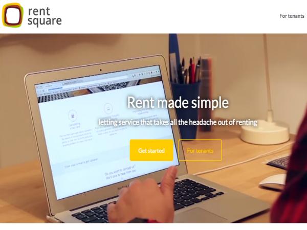 英国の家賃相場を自動算出できる「RentSquare」
