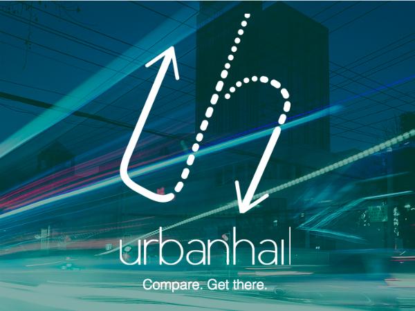 オンデマンド配車サービスの料金比較アプリ「urbanhail」