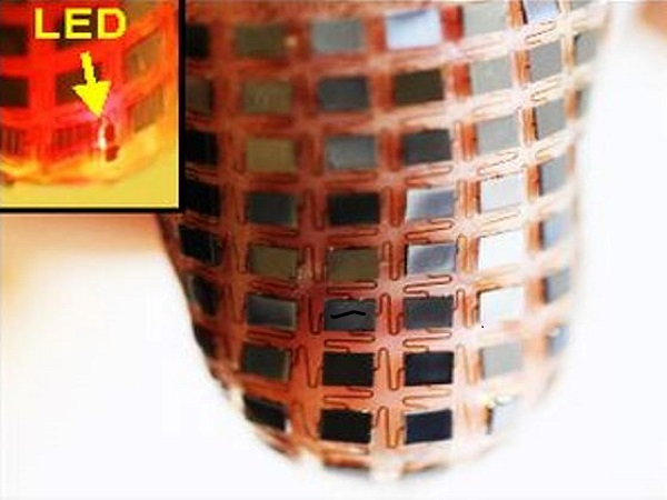 Stretchable batteries 1