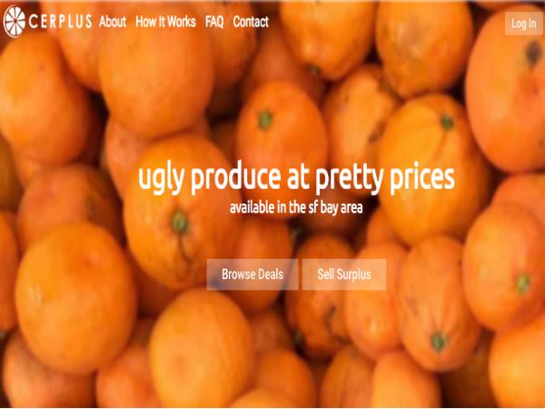 余剰食料を売買するB2Bマーケットプレイス「Cerplus」