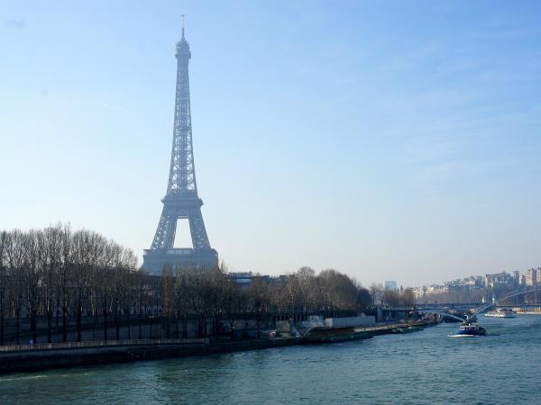 COP21を開催したフランスの首都パリ