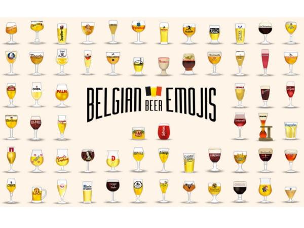 BelgianBeeremojis