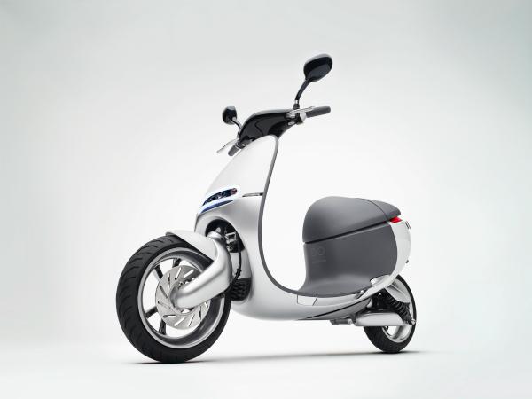 Gogoroが2015年にリリースした「Smartscooter」