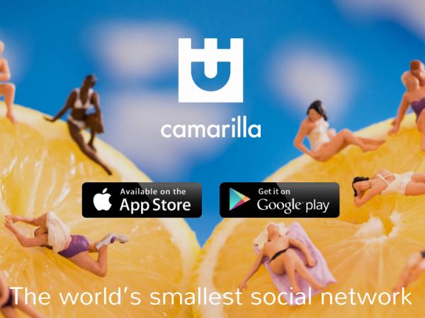 世界最小のソーシャルメディア「Camarilla」