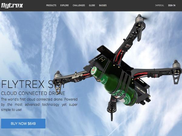 イスラエルのドローン開発企業「Flytrex」