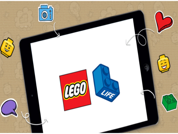 LEGOが開設した子ども向けSNS「LEGO Life」