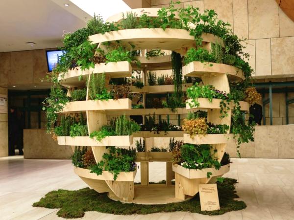 IKEAの菜園ソリューション「Growroom」