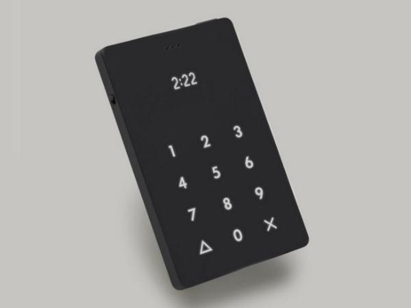 「The Light Phone」の黒バージョン