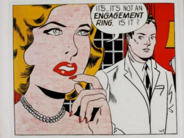 インターネット・アーカイブで公開されているロイ・リキテンスタインのアートブック