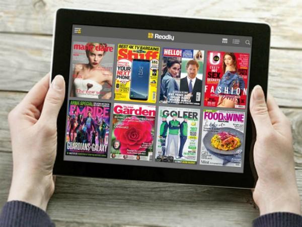 スウェーデン生まれのデジタル雑誌定期購読サービス「Readly」