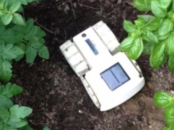 ルンバの草刈り版ロボット「Tertill」