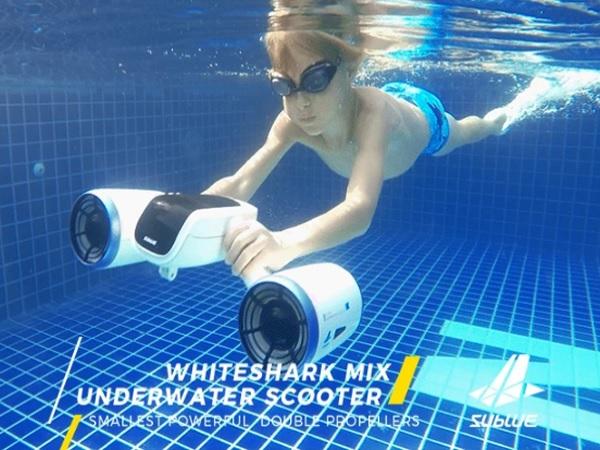 WhiteSharkMIX