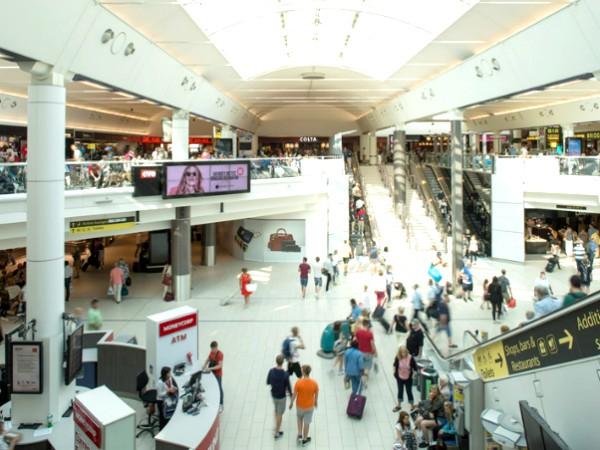 イギリスで第二の規模を誇るガトウィック空港